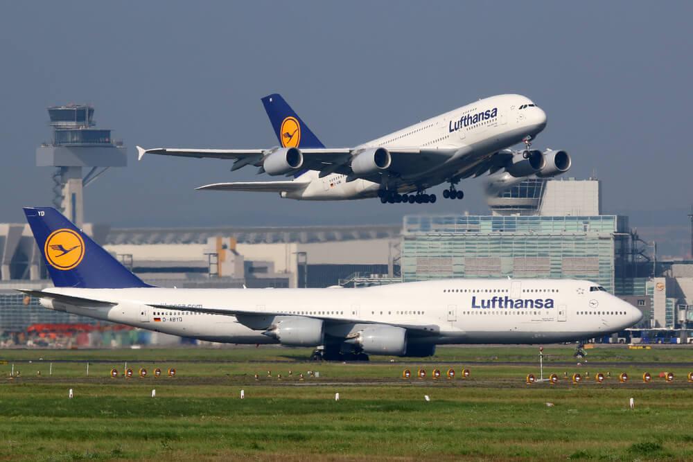 Lufthansa Flug Geld Zurück