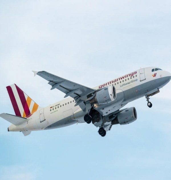 Germanwings Flug stornieren