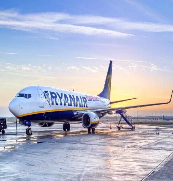 Flu stornieren bei Ryanair